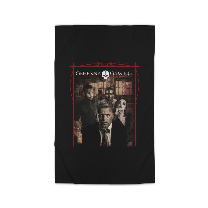Gehenna Gaming: The Coterie Home Rug by The Gehenna Gaming Shop