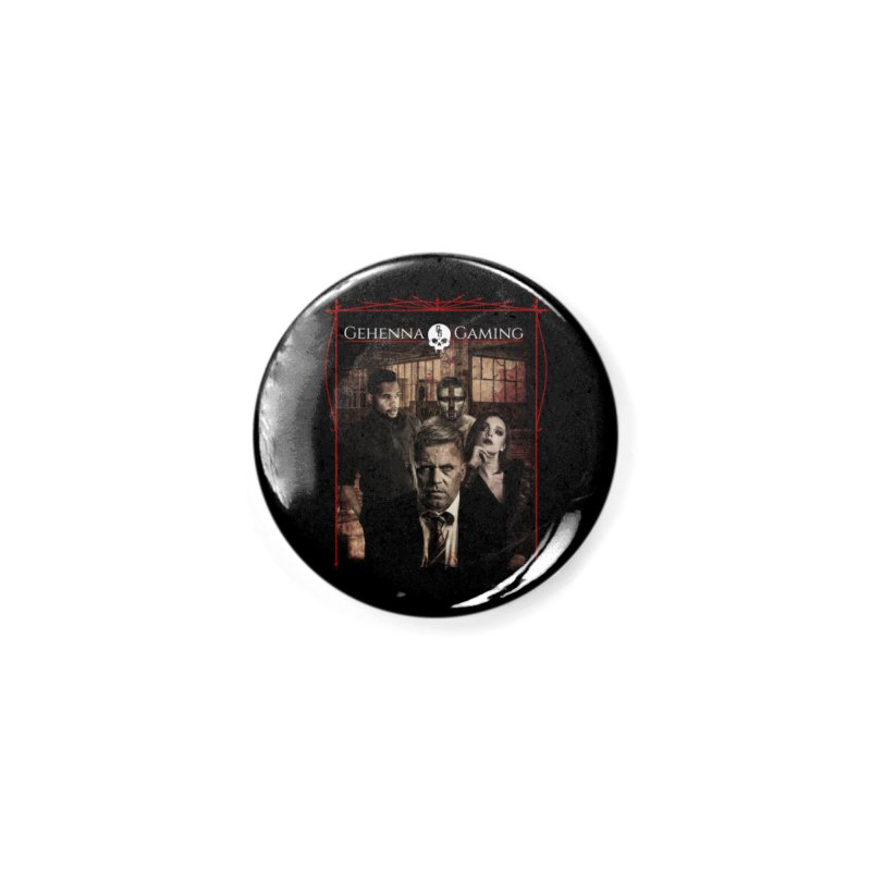 Gehenna Gaming: The Coterie Accessories Button by GehennaGaming's Artist Shop