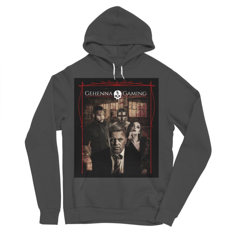Gehenna Gaming: The Coterie Women's Sponge Fleece Pullover Hoody by GehennaGaming's Artist Shop