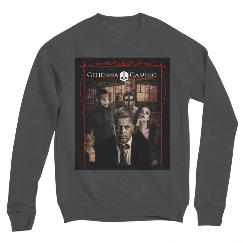 Gehenna Gaming: The Coterie Men's Sponge Fleece Sweatshirt by GehennaGaming's Artist Shop