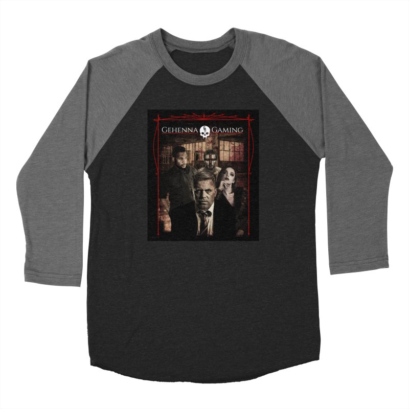Gehenna Gaming: The Coterie Men's Longsleeve T-Shirt by The Gehenna Gaming Shop