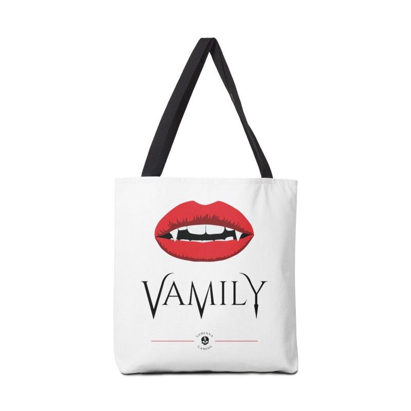 Vamily Accessories Tote Bag Bag by GehennaGaming's Artist Shop