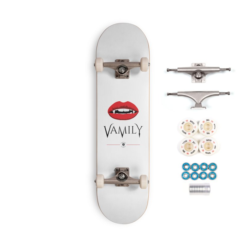 Vamily Accessories Complete - Premium Skateboard by The Gehenna Gaming Shop