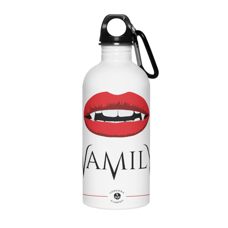 Vamily Accessories Water Bottle by GehennaGaming's Artist Shop