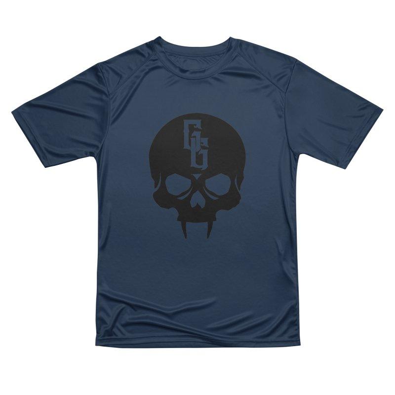 Gehenna Gaming Skull Logo (No Text) Men's Performance T-Shirt by GehennaGaming's Artist Shop