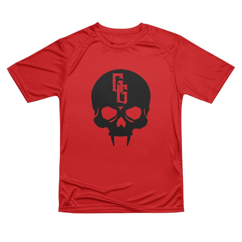 Gehenna Gaming Skull Logo (No Text) Men's Performance T-Shirt by The Gehenna Gaming Shop