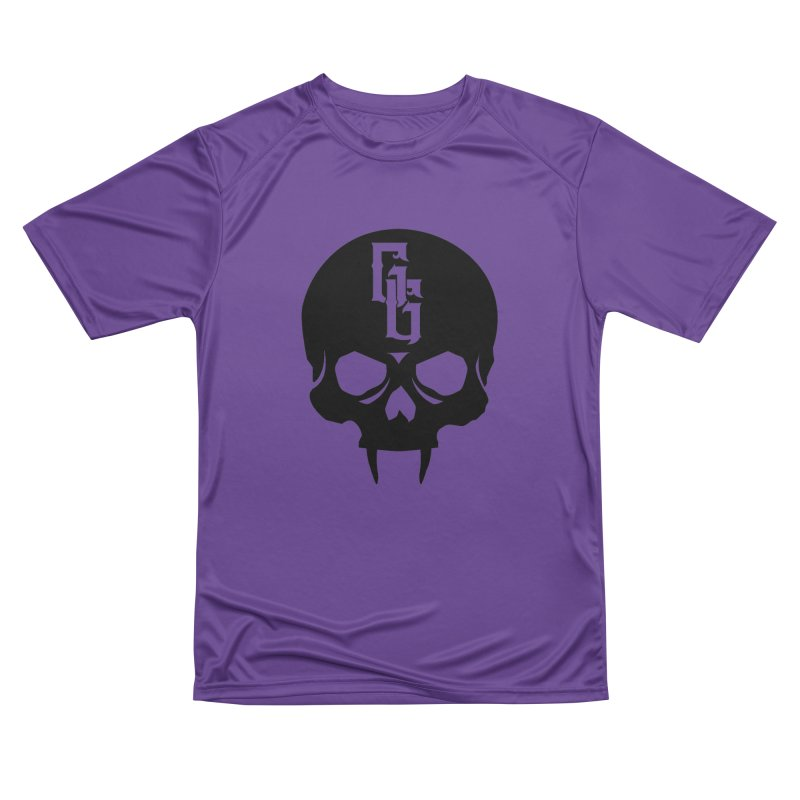 Gehenna Gaming Skull Logo (No Text) Men's Performance T-Shirt by GehennaGaming's Artist Shop