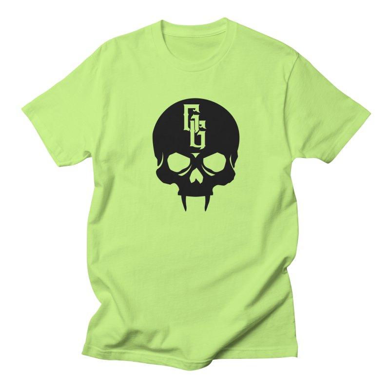 Gehenna Gaming Skull Logo (No Text) Women's Regular Unisex T-Shirt by GehennaGaming's Artist Shop