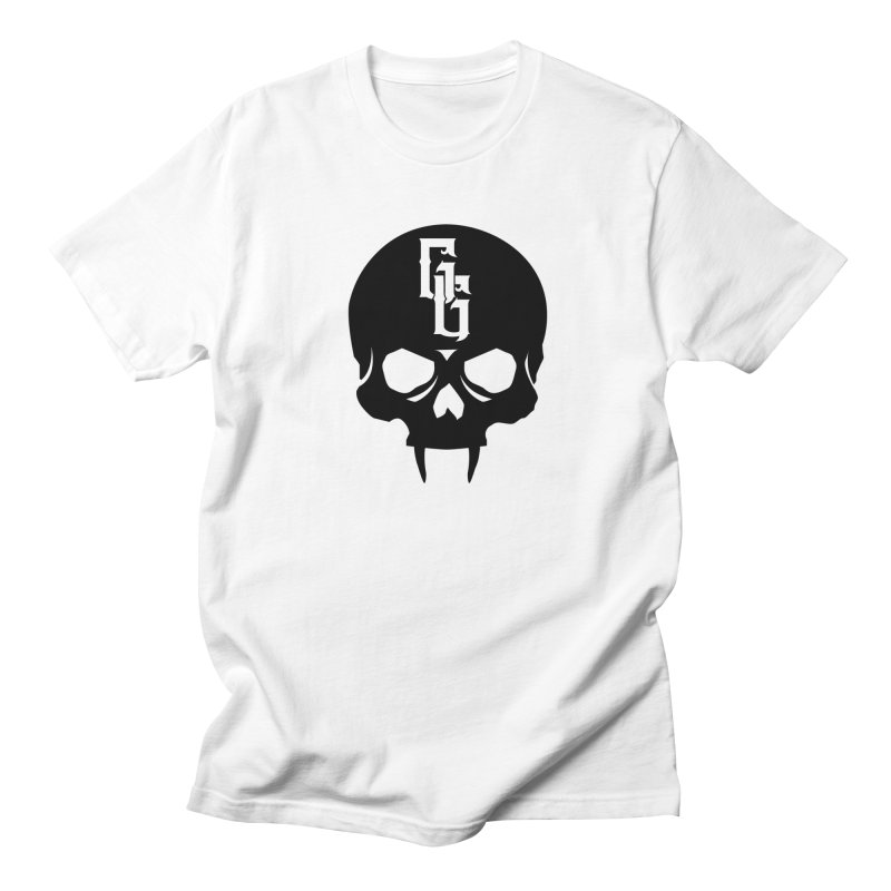 Gehenna Gaming Skull Logo (No Text) Women's Regular Unisex T-Shirt by The Gehenna Gaming Shop