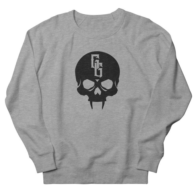 Gehenna Gaming Skull Logo (No Text) Women's French Terry Sweatshirt by GehennaGaming's Artist Shop