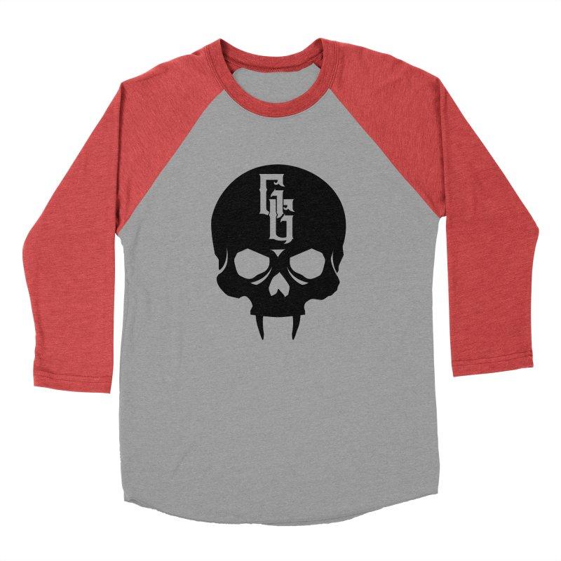 Gehenna Gaming Skull Logo (No Text) Men's Longsleeve T-Shirt by The Gehenna Gaming Shop