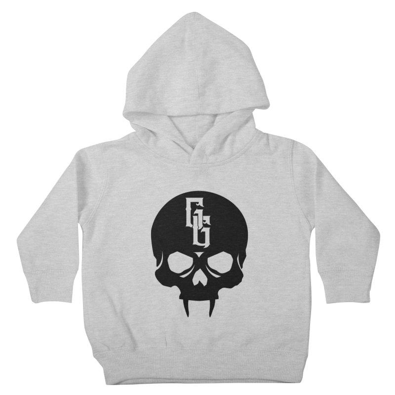 Gehenna Gaming Skull Logo (No Text) Kids Toddler Pullover Hoody by GehennaGaming's Artist Shop