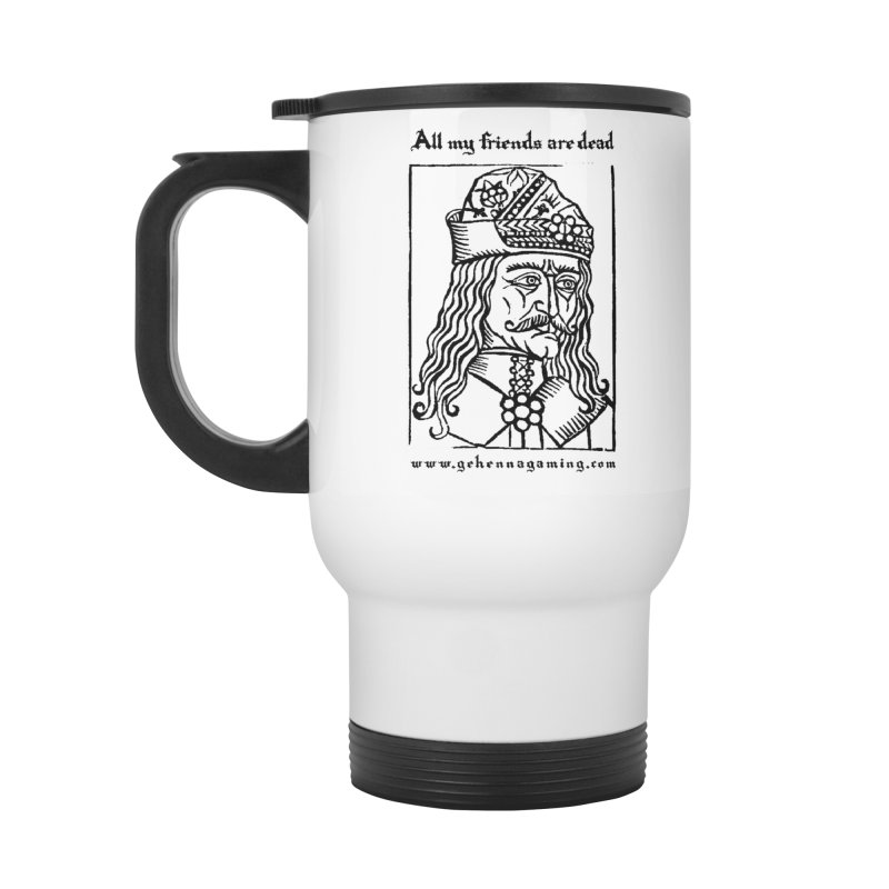All My Friends Are Dead Accessories Mug by The Gehenna Gaming Shop