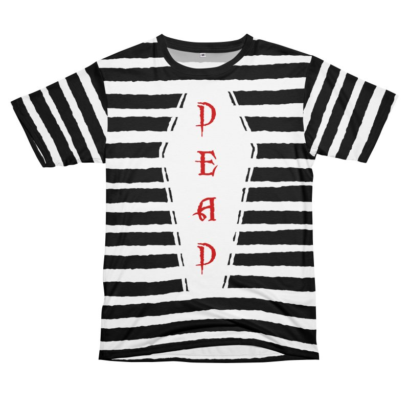 Dead Coffin Stripes Women's Cut & Sew by The Gehenna Gaming Shop