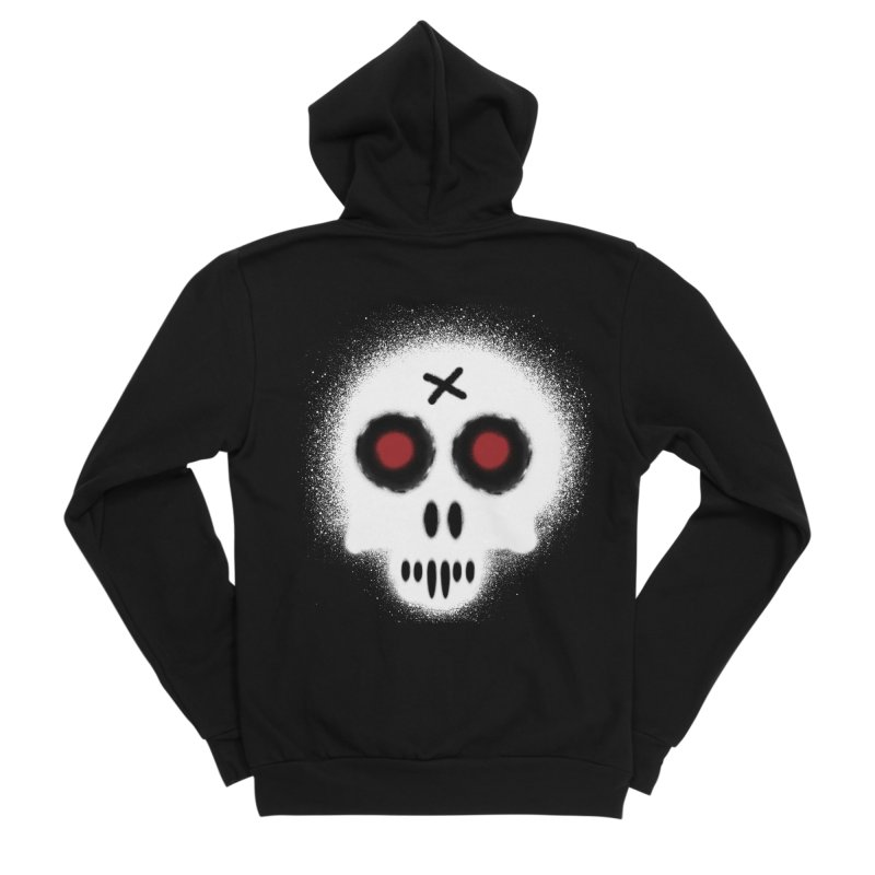Undead Faction Series: The Monster Women's Zip-Up Hoody by The Gehenna Gaming Shop