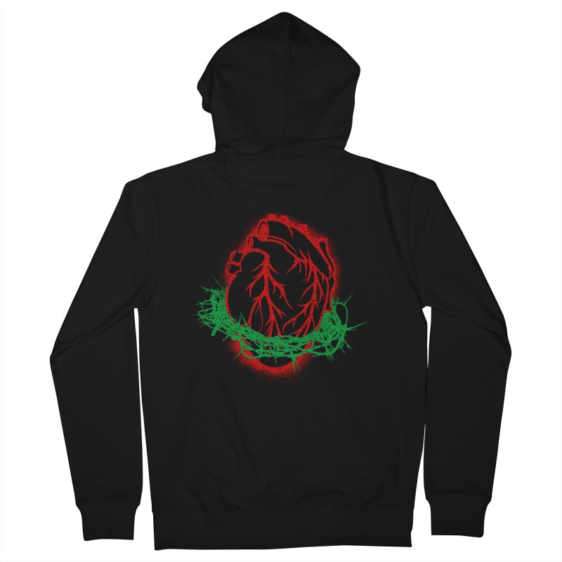 Undead Faction Series: The Artist Women's Zip-Up Hoody by The Gehenna Gaming Shop