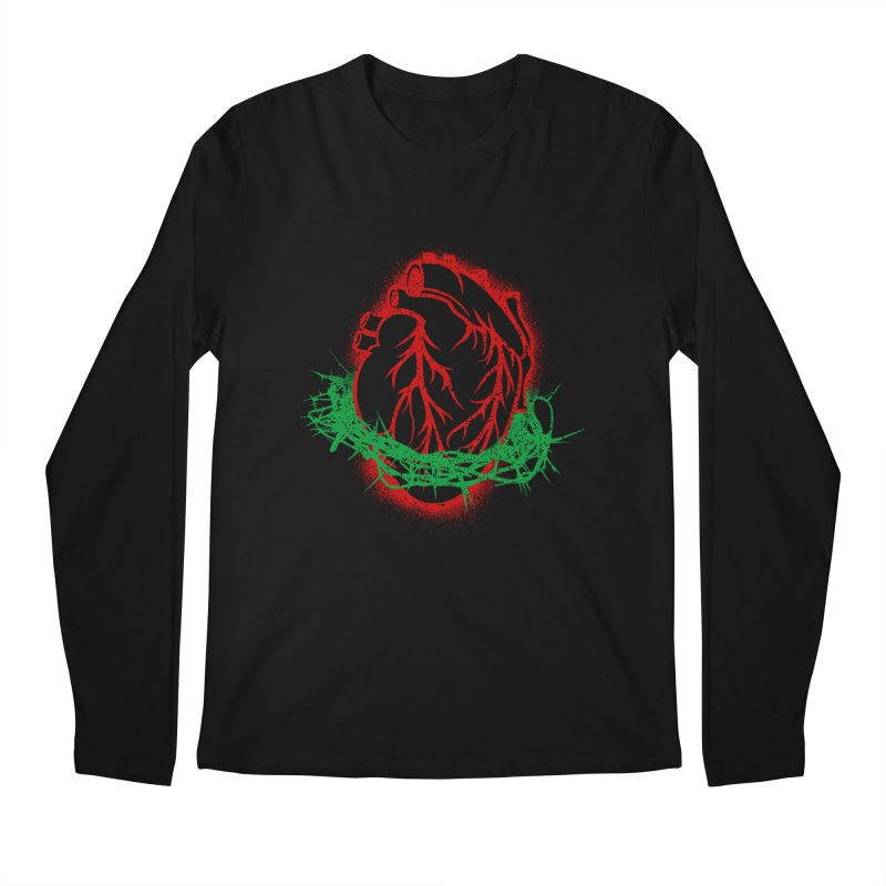 Undead Faction Series: The Artist Men's Longsleeve T-Shirt by The Gehenna Gaming Shop
