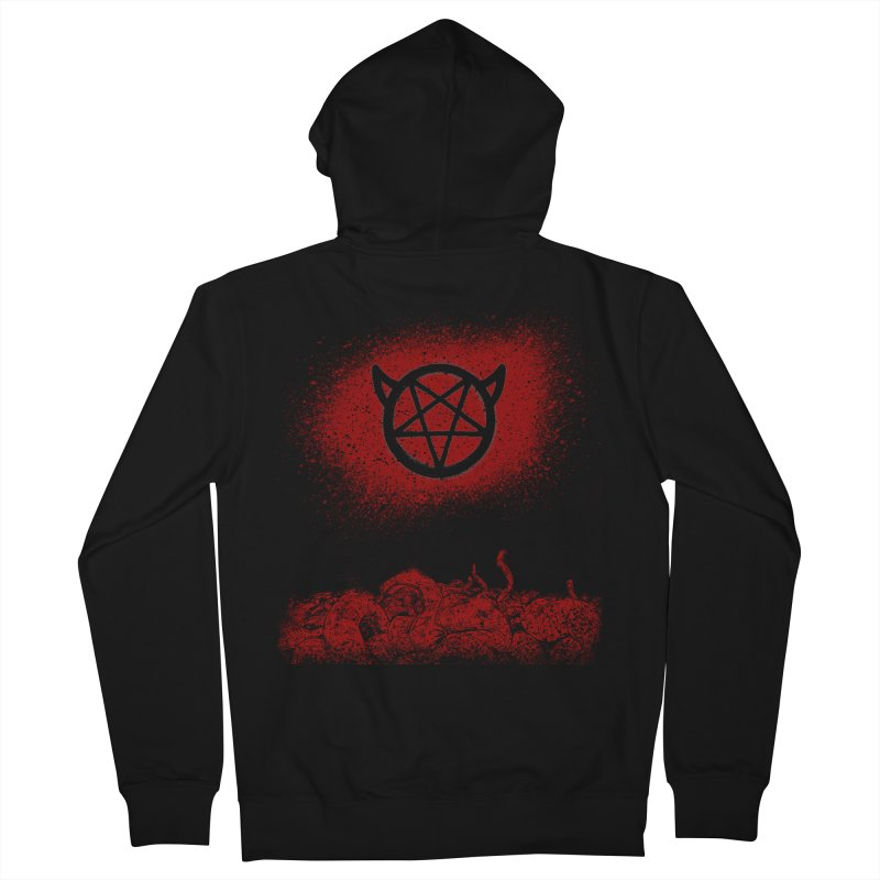 Undead Faction Series: The Infernal Women's Zip-Up Hoody by The Gehenna Gaming Shop