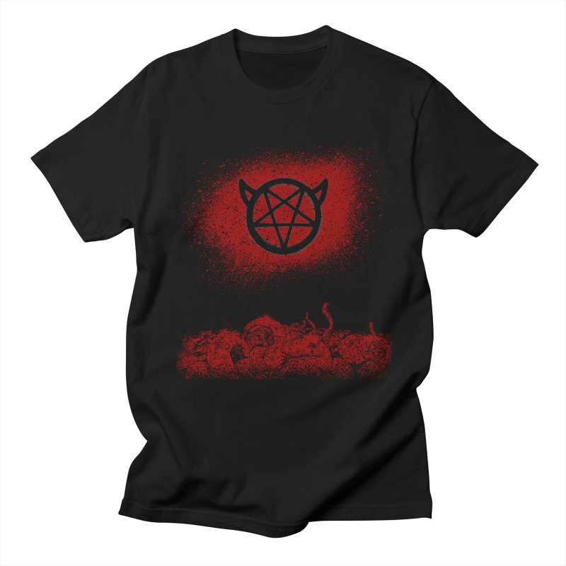Undead Faction Series: The Infernal Men's T-Shirt by The Gehenna Gaming Shop