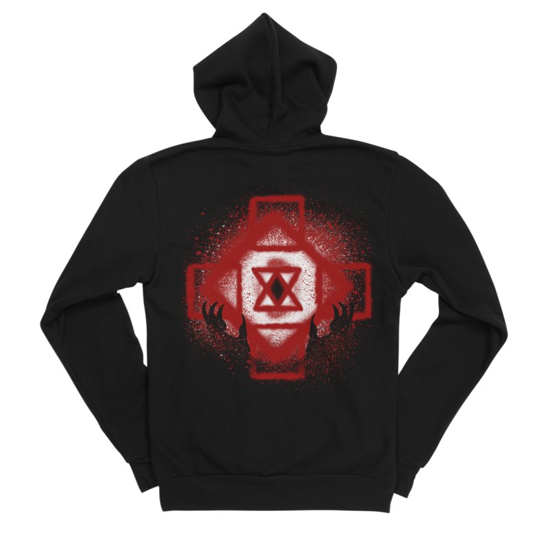 Undead Faction Series: The Ritualist Women's Zip-Up Hoody by The Gehenna Gaming Shop