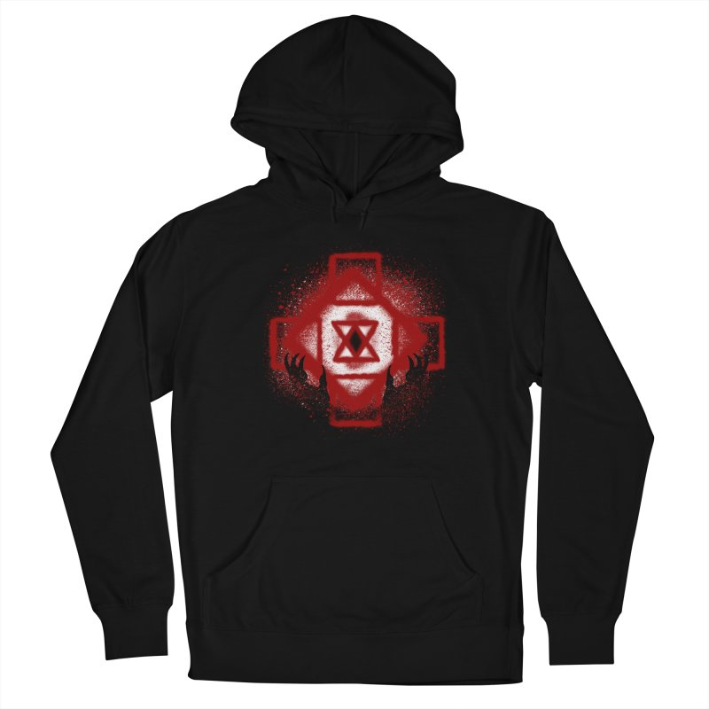 Undead Faction Series: The Ritualist Men's Pullover Hoody by The Gehenna Gaming Shop