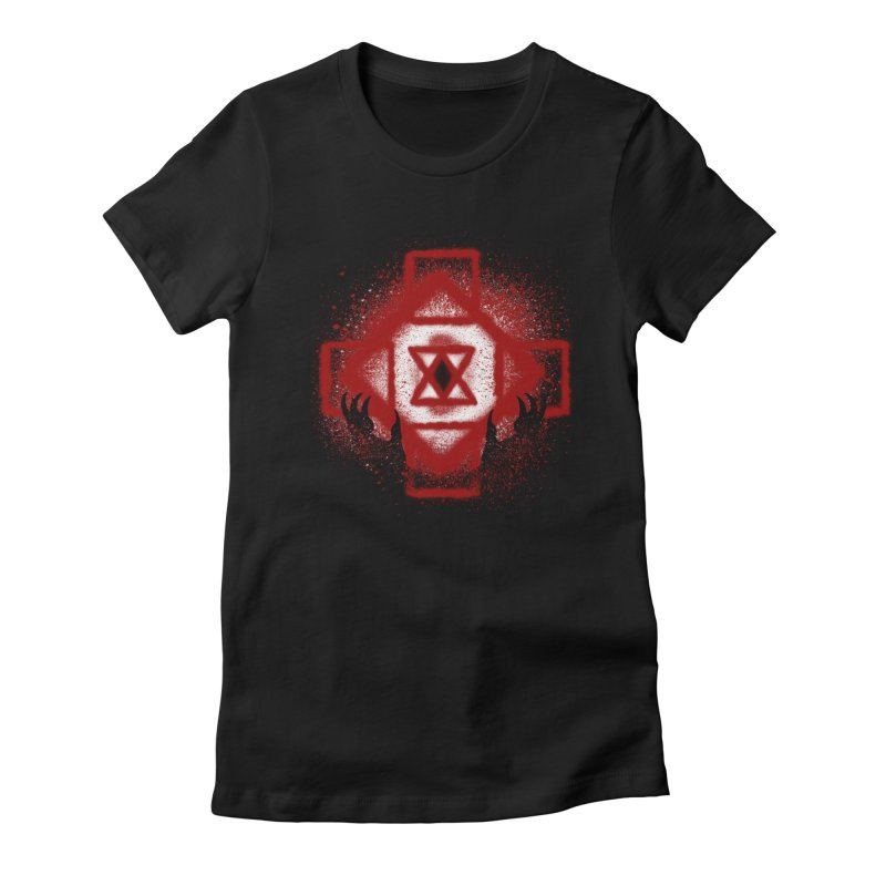 Undead Faction Series: The Ritualist Women's T-Shirt by The Gehenna Gaming Shop