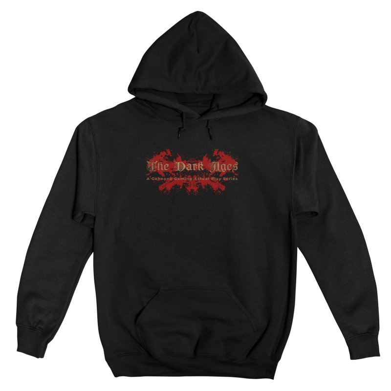 The Dark Ages: A Gehenna Gaming Actual Play Series Men's Pullover Hoody by The Gehenna Gaming Shop