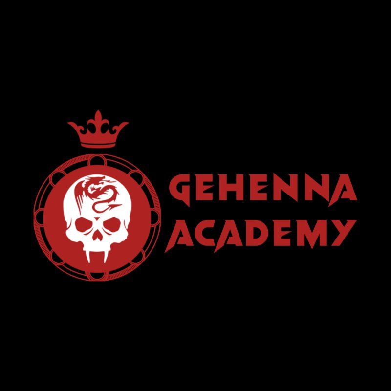 Gehenna Academy: A Gehenna Gaming Actual Play Series Men's T-Shirt by The Gehenna Gaming Shop