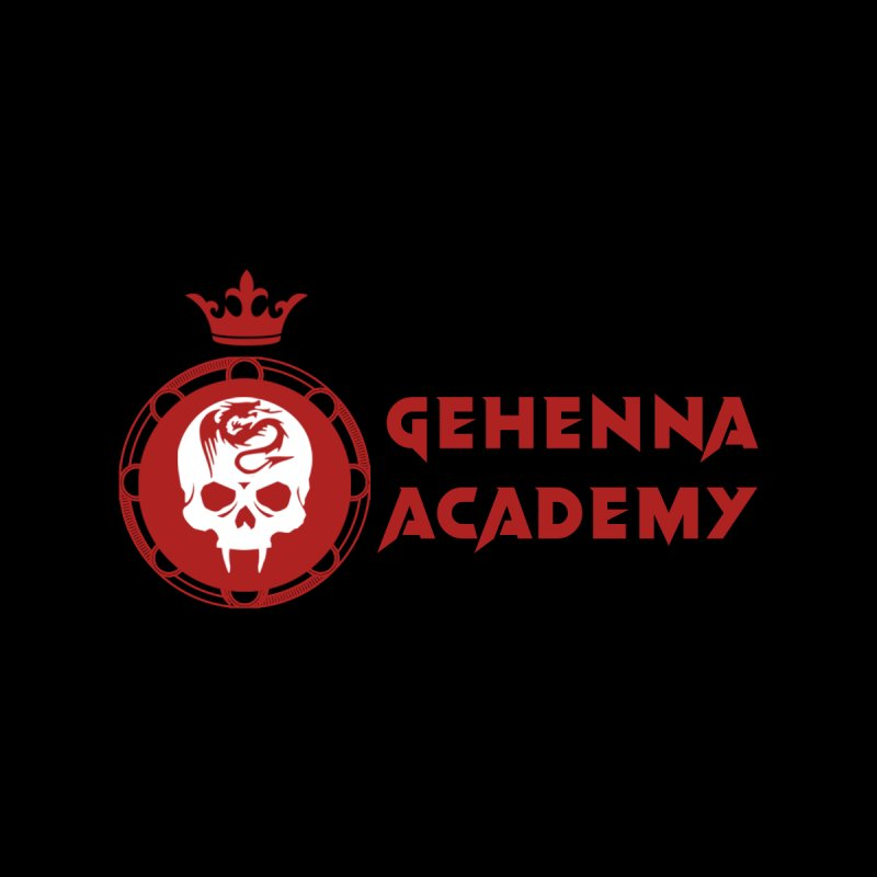 Gehenna Academy: A Gehenna Gaming Actual Play Series Men's Pullover Hoody by The Gehenna Gaming Shop