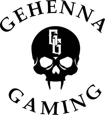 The Gehenna Gaming Shop Logo