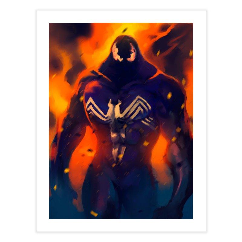 Venom Home Fine Art Print by Shiba Shop