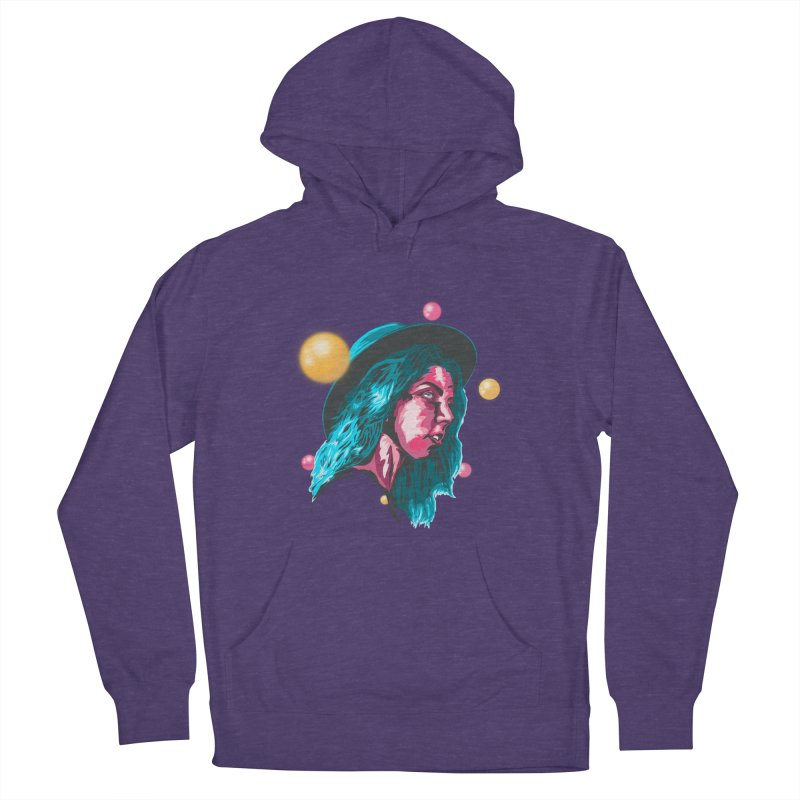 Your Reality Women's French Terry Pullover Hoody by Gentlemen Tees