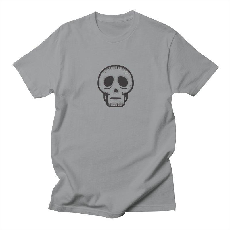 Hollow Skull Men's Regular T-Shirt by Gentlemen Tees