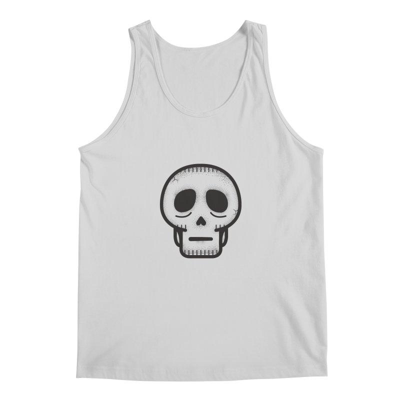 Hollow Skull Men's Regular Tank by Gentlemen Tees