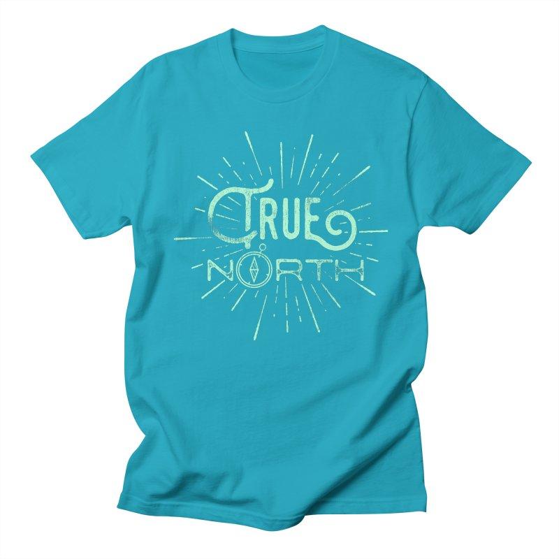 True North Men's Regular T-Shirt by Gentlemen Tees