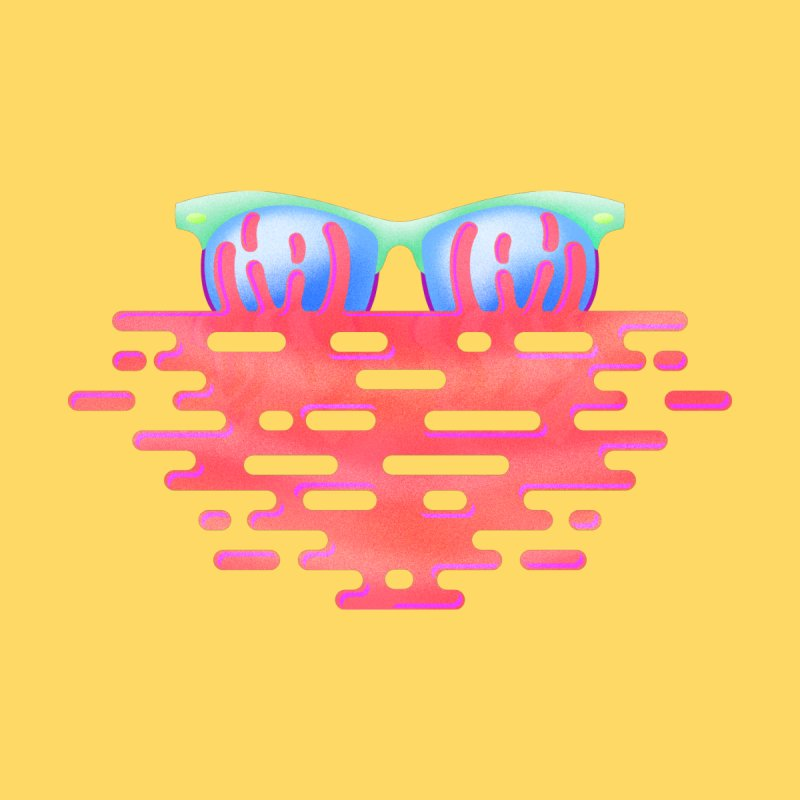 Sunglasses Sunrise by Gentlemen Tees