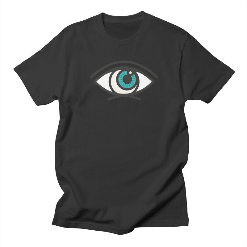 Third Eye Men's Regular T-Shirt by Gentlemen Tees