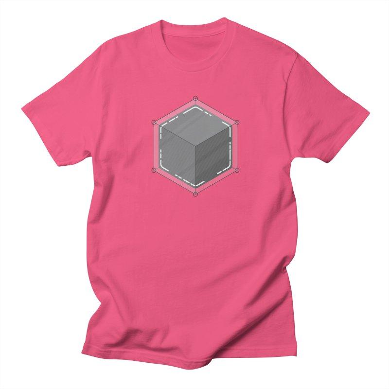 Hexacube Men's Regular T-Shirt by Gentlemen Tees