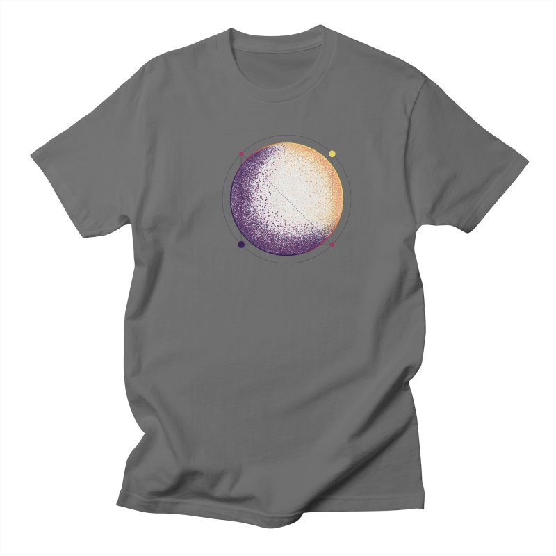 Lunar Orbit Men's T-Shirt by Gentlemen Tees