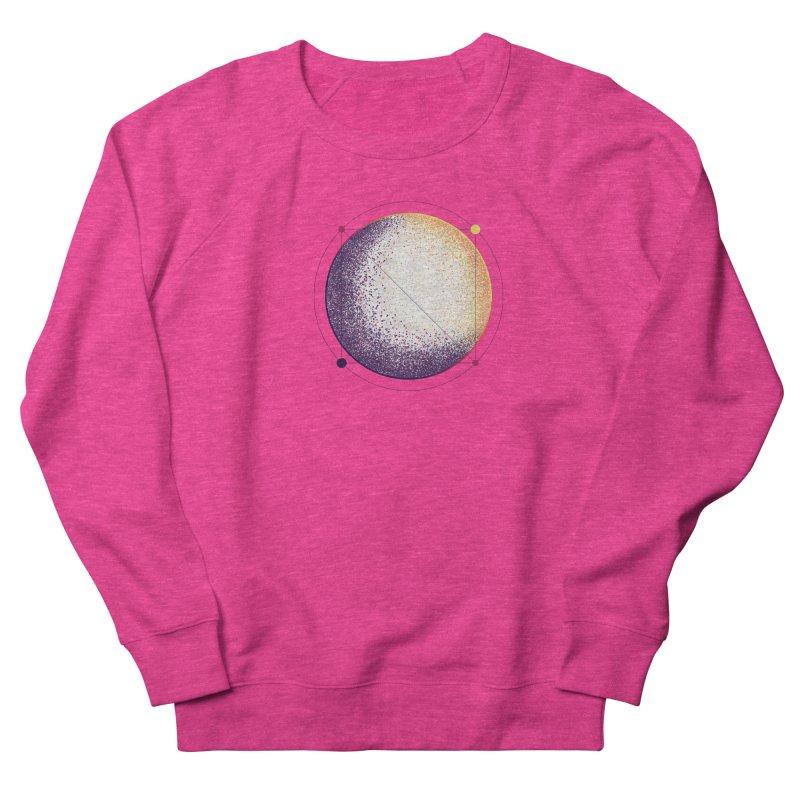 Lunar Orbit Men's French Terry Sweatshirt by Gentlemen Tees