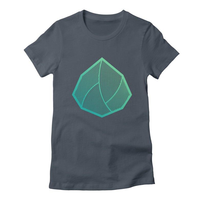 Alpha Mark Women's T-Shirt by Gentlemen Tees