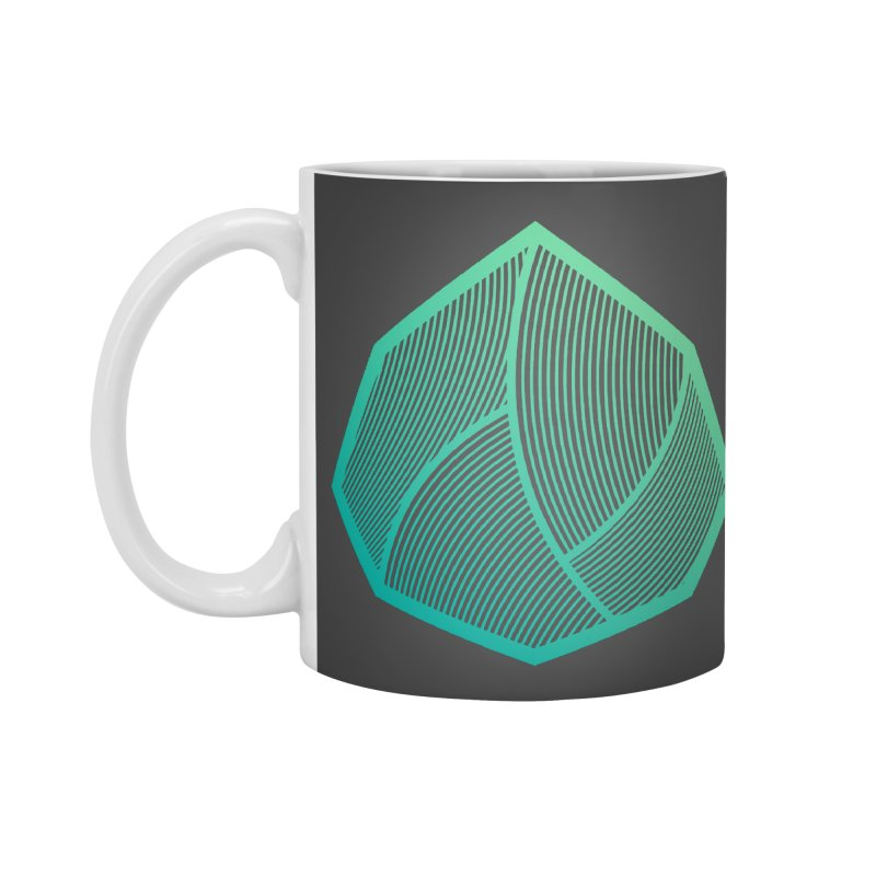 Alpha Mark Accessories Standard Mug by Gentlemen Tees