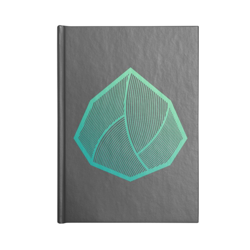 Alpha Mark Accessories Lined Journal Notebook by Gentlemen Tees
