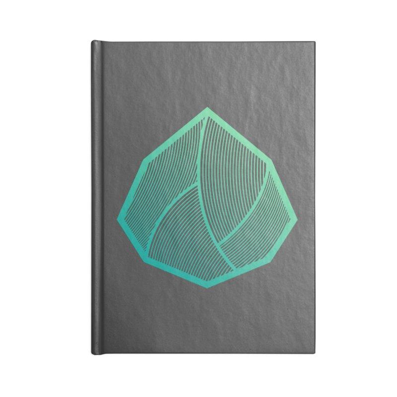 Alpha Mark Accessories Blank Journal Notebook by Gentlemen Tees