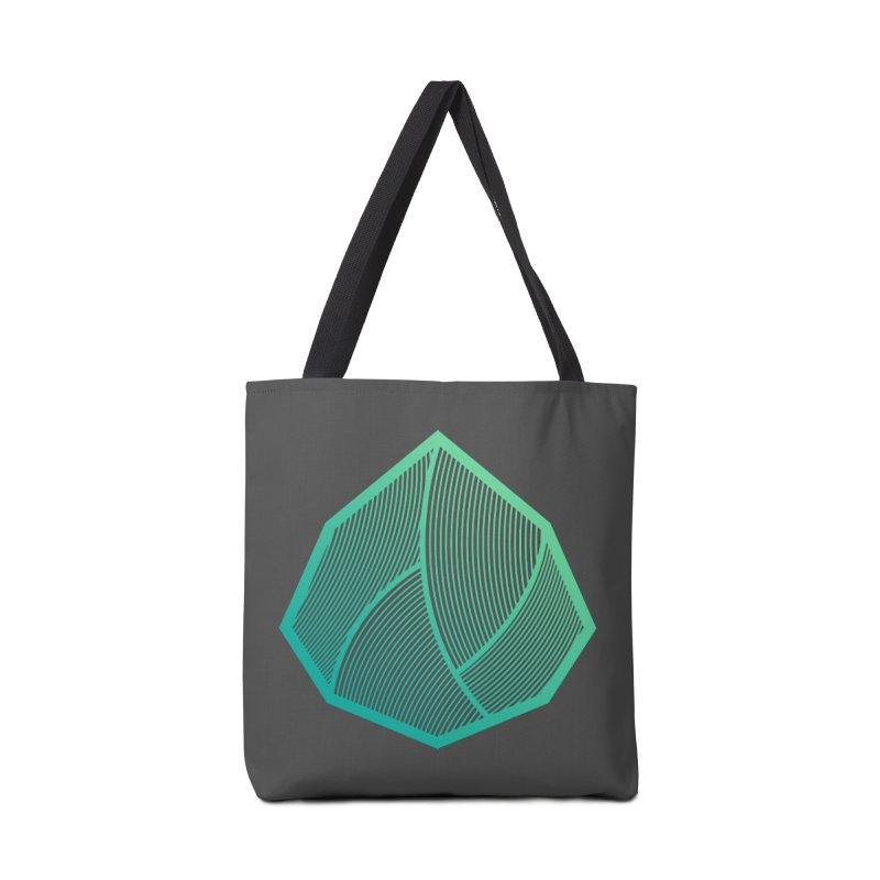 Alpha Mark Accessories Tote Bag Bag by Gentlemen Tees