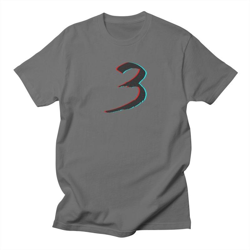 3 Men's T-Shirt by Gentlemen Tees