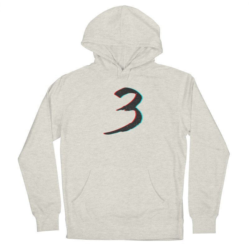 3 Women's French Terry Pullover Hoody by Gentlemen Tees