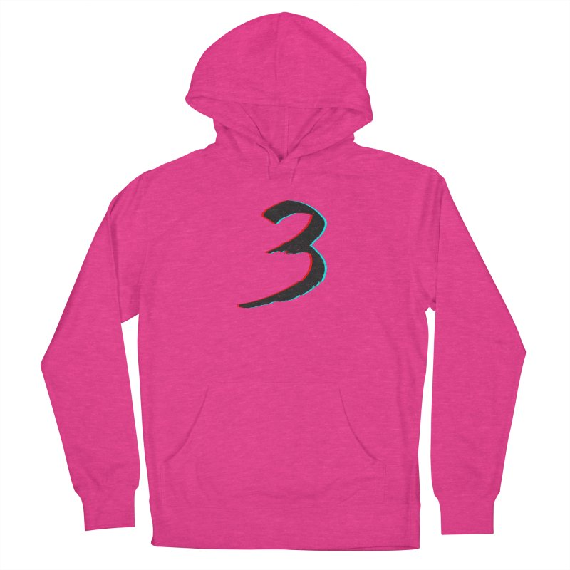 3 Men's French Terry Pullover Hoody by Gentlemen Tees