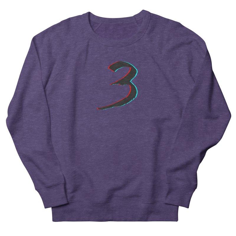 3 Women's French Terry Sweatshirt by Gentlemen Tees