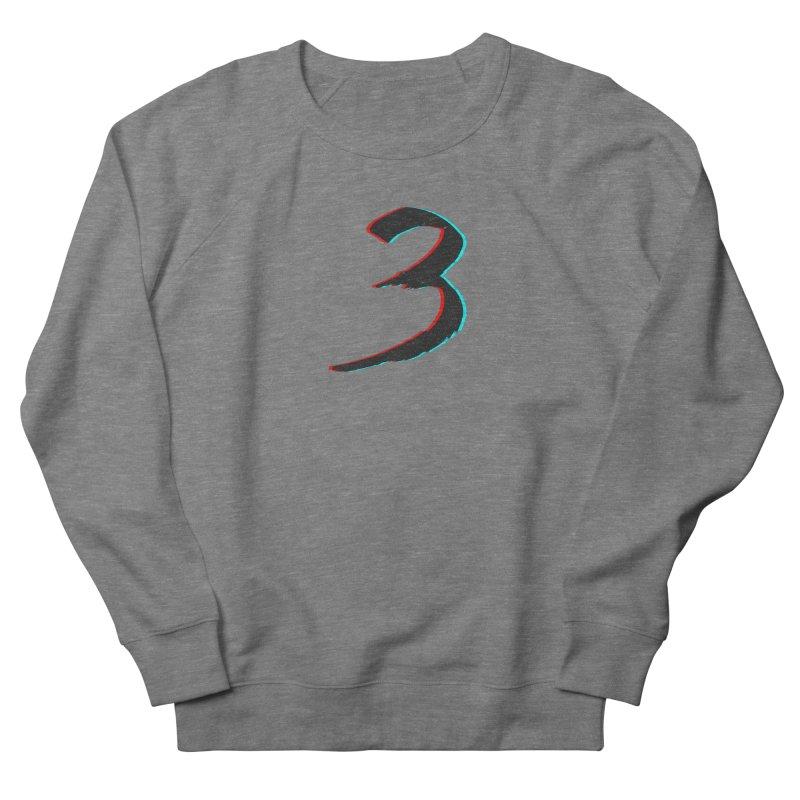 3 Men's French Terry Sweatshirt by Gentlemen Tees